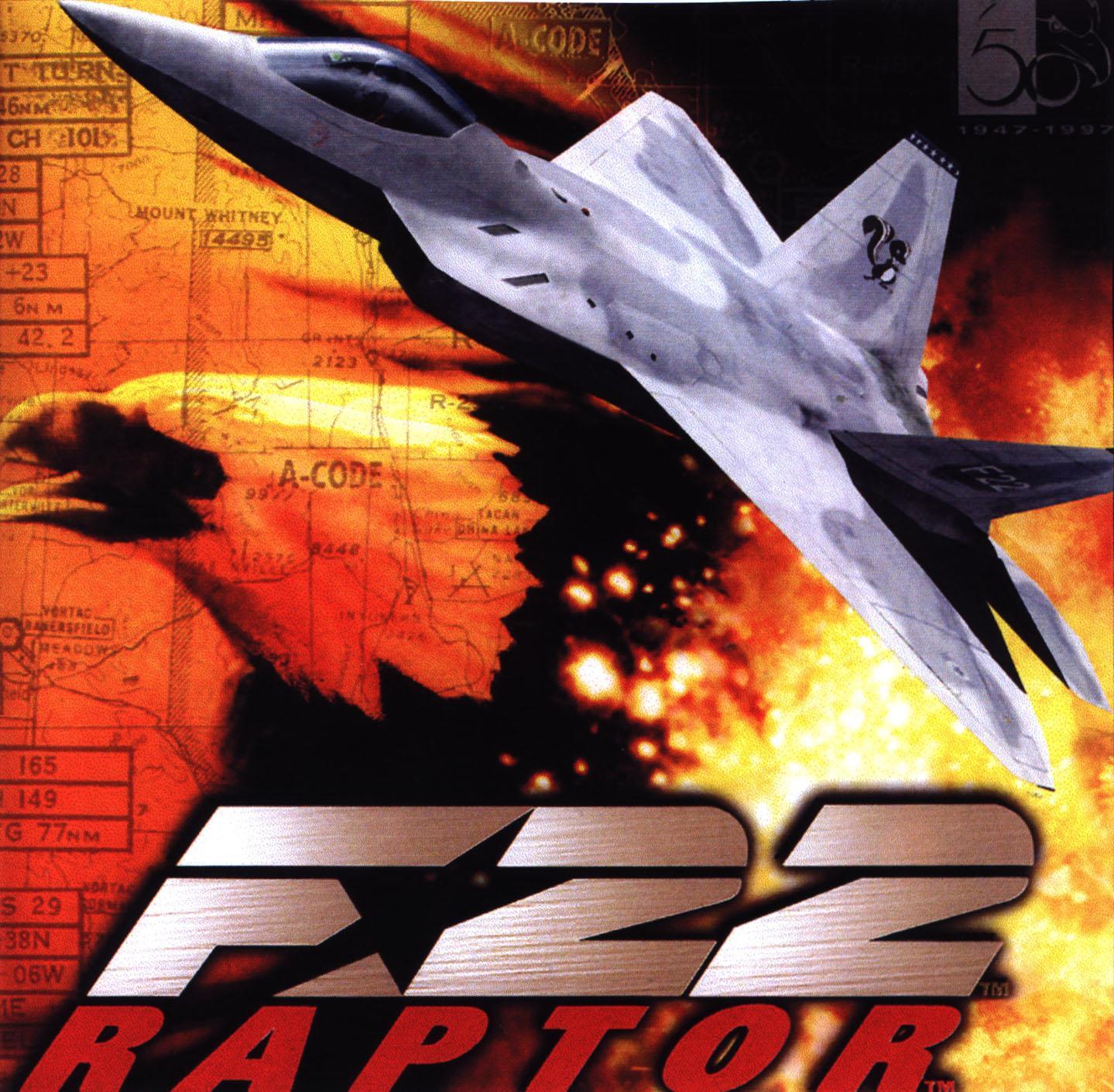 F-22 Raptor Games